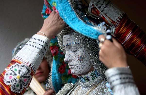 Mariage kosovo tradition
